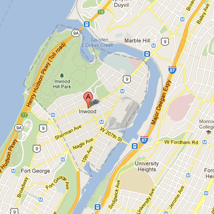 inwood manhattan  locksmith
