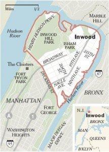 Lost Keys in Inwood Manhattan NY